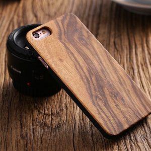 iPhone Védőtok többféle fából